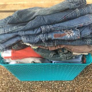 Boys Clothes Size Newborn To 3