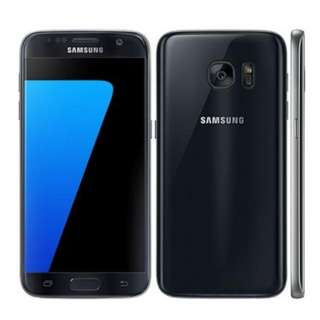 Black Samsung S7