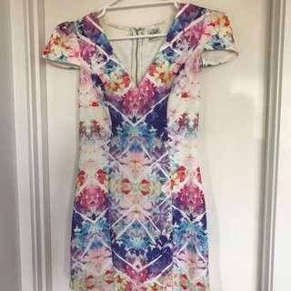 NICE TIGHT DRESS