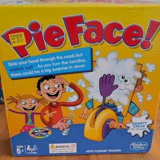 [New] Pie Face!
