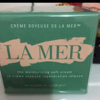 Brand New La Mer Moisturising Soft Cream