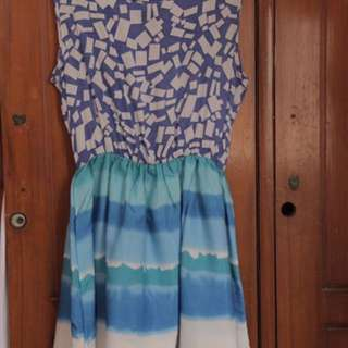 Dress Blue Ocean