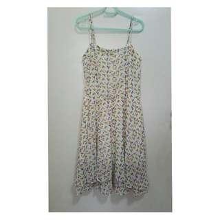 Geometric Patterned Dress