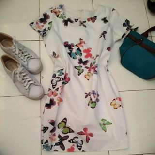 Dress - Butterfly Design