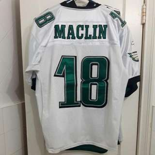 NFL Sports Eagles Jersey Maclin