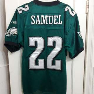 NFL Sports Eagles Jersey Samuel