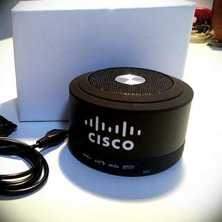 Cisco Portable Bluetooth Speaker