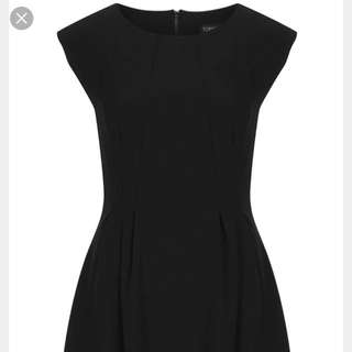 Topshop Flippy Dress - Size 4
