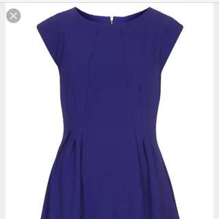 Topshop Flippy Dress Size 4