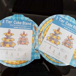 Thomas & Friends 3 Tier Cupcake Stand