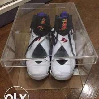 Acrylic Shoebox