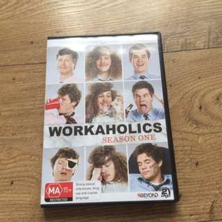 Workaholics Season One