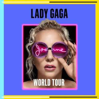 TICKET LADY GAGA ACC SEPT. 7th