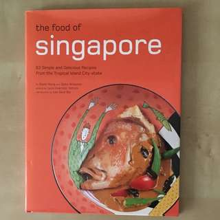 The Food Of Singapore Recipe Book