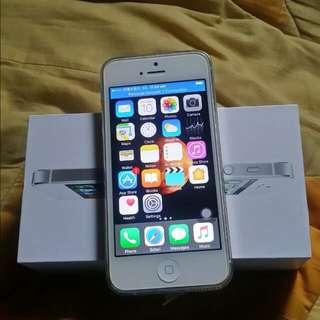 Iphone 5 (16g) White