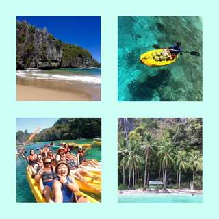 PUERTO PRINCESA & EL NIDO PACKAGE TOUR