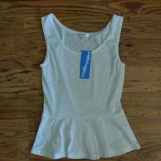 Size S  Valley Girl Top