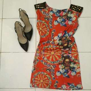 Printed Bodycon