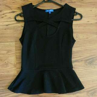 Valley Girl Top Size S