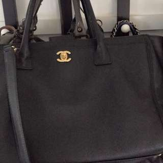 Chanel bag A4 size 袋