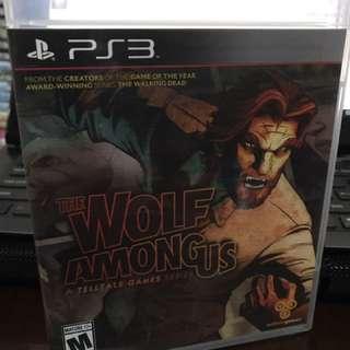 PS3 白金獎杯神作 The Wolf Among Us