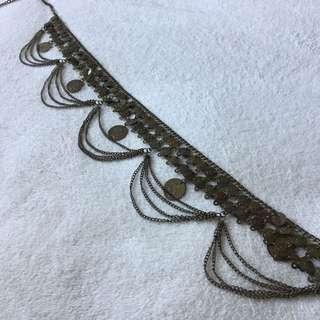 Coin Chain Belt