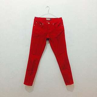 Nevada Jeans - Red