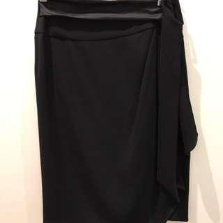 Max Mara Belted Skirt