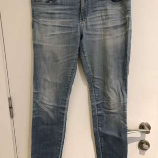 Adriano Goldschmied AG legging Jeans