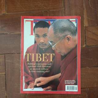TIME Magazine July 17, 2000 Issue