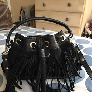 Small ZARA Leather Bag