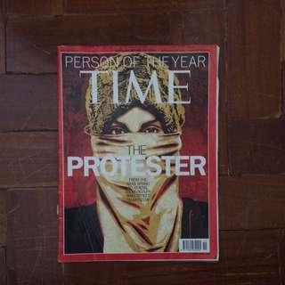 TIME Magazine Dec 26, 2011 / Jan 2, 2012 Issue