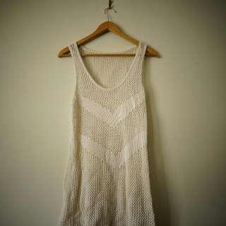 Boho Knit Top