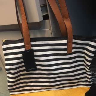Folded & Hung Bag For Free