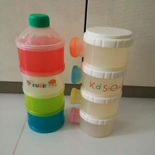 Milk Powder Containers
