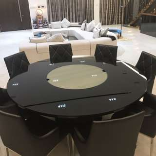 Dinning Table With 10 Chair
