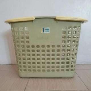 Bahay Bahayan Laundry Basket