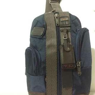 Tumi Alpha Bravo Saratoga Sling Bag (Authentic)