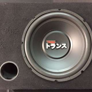 "Reduced % 🔊12"" SUBWOOFER 🔊"