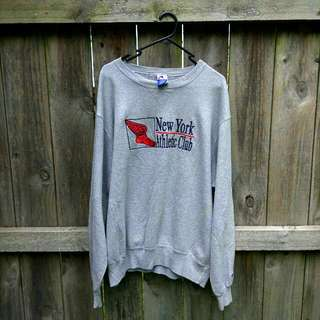 Vintage Champion New York Athletic Club Crewneck
