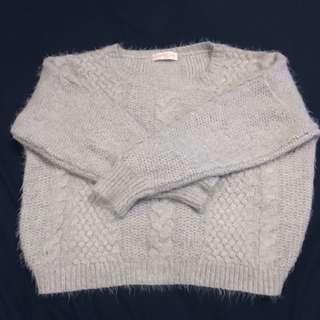 Gingham & Heels knit