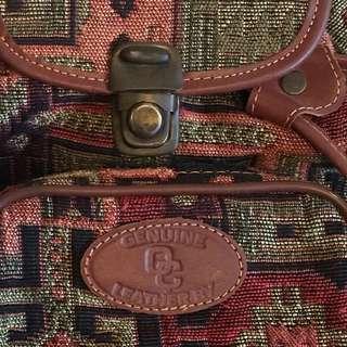 Vintage Festival Backpack