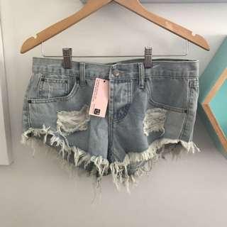 Brand New Showpo Shorts