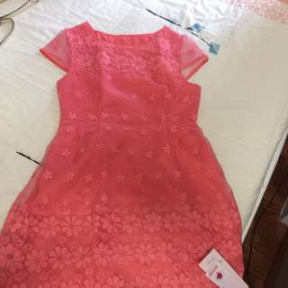 Korean Made Dress