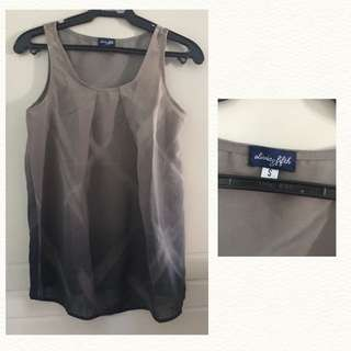 REPRICED! Olivia & Fifth Sleeveless Top