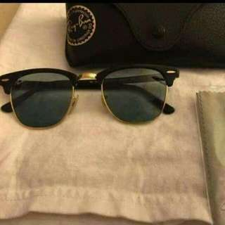 Best seller RAYBAN - club master Free hard case Reseller price: 850 php