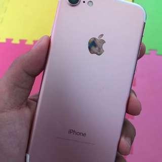 iPhone 7 128gb FU Rosegold