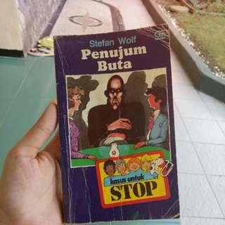 "Novel Petualangan Detektif Legendaris ""STOP"""