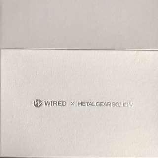 Seiko Metal Gear Solid V Watch