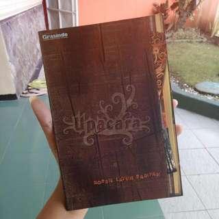 """Novel """"Upacara"""". Kondisi 98%"""